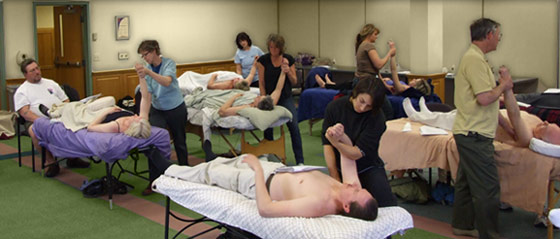 Educating Future Therapists In A Spa Environment.